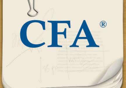 CFA考场规则